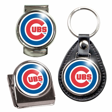 Chicago Cubs 3 Piece Gift Set