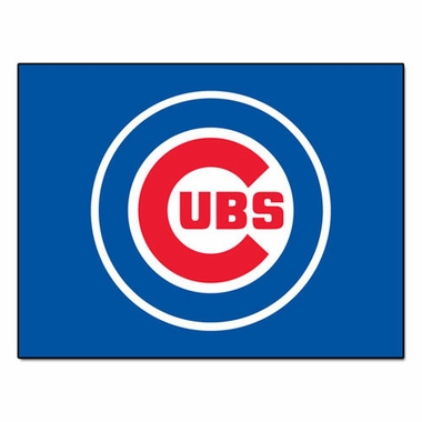 Chicago Cubs 34 x 45 Rug