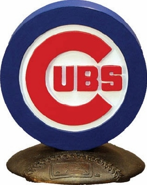 Chicago Cubs 3D Logo