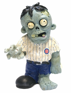 Chicago Cubs 8.5 Inch Zombie Figurine