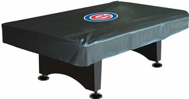 Chicago Cubs 8 Foot Pool Table Cover