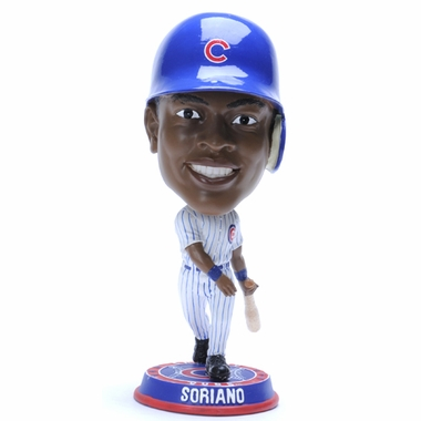 Chicago Cubs Alfonso Soriano 2008 Big Head Bobble