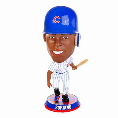 Chicago Cubs Alfonso Soriano 2010 Big Head Bobble