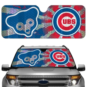 Chicago Cubs Auto Sun Shade