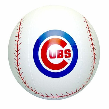 Chicago Cubs Beach Ball