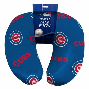 Chicago Cubs Beaded Neck Pillow