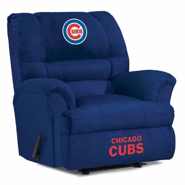 Chicago Cubs Big Daddy Recliner