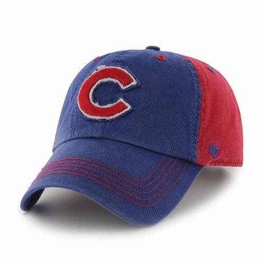 Chicago Cubs Bower Clean Up Adjustable Hat