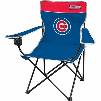 Chicago Cubs Broadband Quad Tailgate Chair