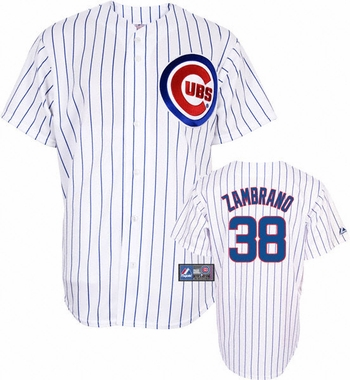 Chicago Cubs Carlos Zambrano Replica Player Jersey