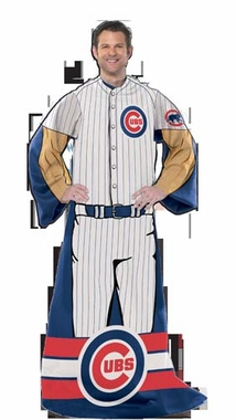 Chicago Cubs Comfy Wrap (Uniform)