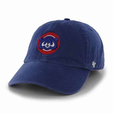 Chicago Cubs Cooperstown Franchise Hat - Royal