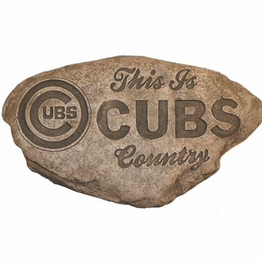 Chicago Cubs Country Stone