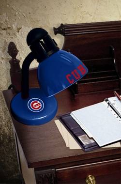 Chicago Cubs Dorm Lamp