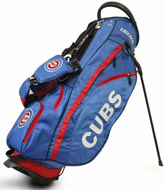 Chicago Cubs Fairway Stand Bag