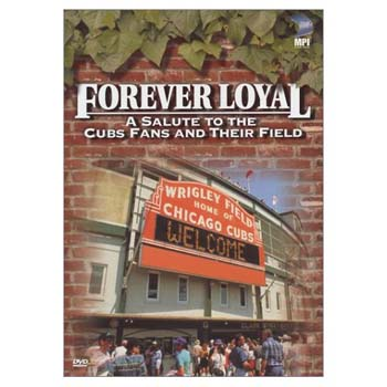 Chicago Cubs Forever Loyal DVD