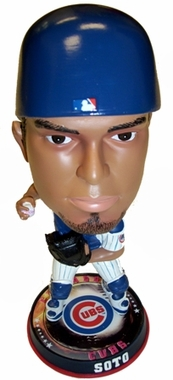 Chicago Cubs Geovany Soto 2009 Big Head Bobble