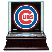 Chicago Cubs Display Cases