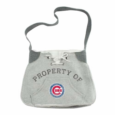 Chicago Cubs Hoodie Sling Purse