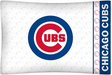 Chicago Cubs Individual Pillowcase
