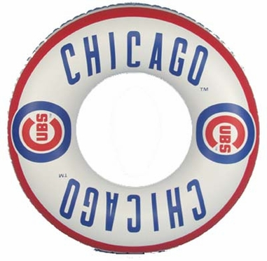 Chicago Cubs Inflatable Inner Tube