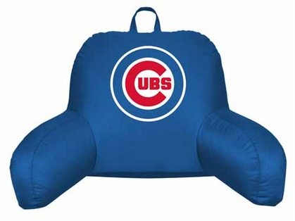 Chicago Cubs Jersey Material Bedrest