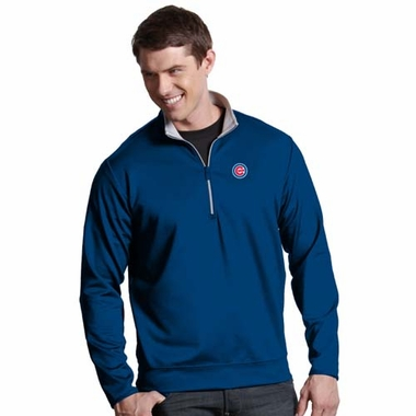 Chicago Cubs Mens Leader Pullover (Team Color: Royal)