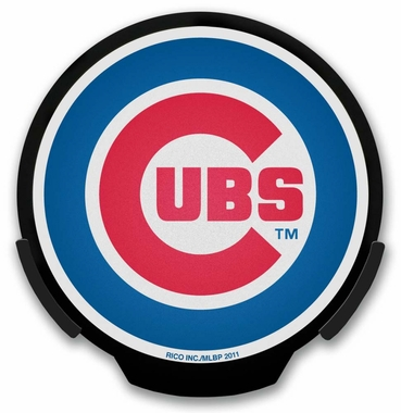 Chicago Cubs Light Up Paower Decal