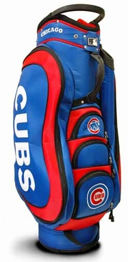 Chicago Cubs Medalist Cart Bag