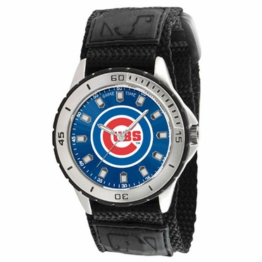 Chicago Cubs Mens Veteran Watch