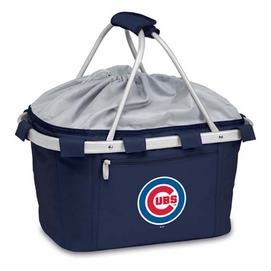 Chicago Cubs Metro Basket (Navy)