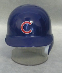 Chicago Cubs Mini Batting Helmet