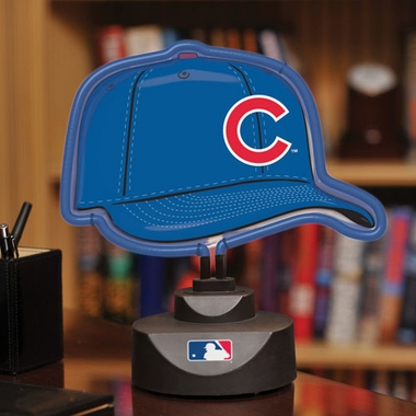 Chicago Cubs Neon Display Hat