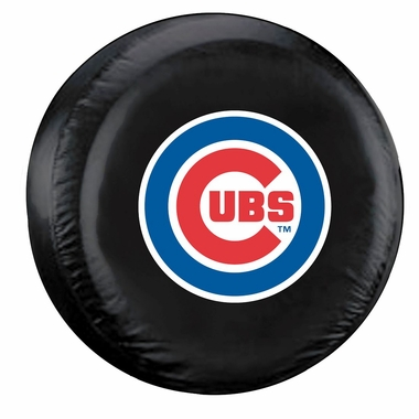 Chicago Cubs Tire Cover (Large Size)