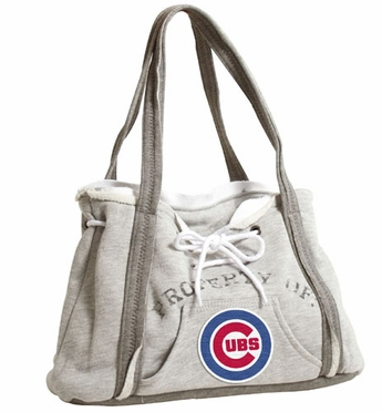 Chicago Cubs Property of Hoody Purse