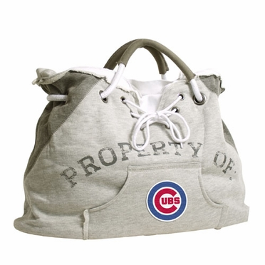 Chicago Cubs Property of Hoody Tote