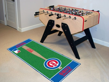 Chicago Cubs Runner Rug