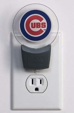 Chicago Cubs Set of 2 Nightlights