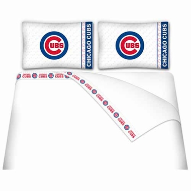 Chicago Cubs Sheet Set