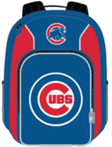 Chicago Cubs Southpaw Youth Backpack