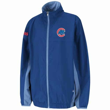 Chicago Cubs Springtide Full Zip Lightweight Water Resistant Jacket