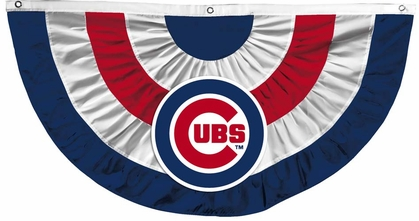 Chicago Cubs Team Celebration Bunting
