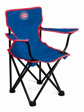 Chicago Cubs Toddler Folding Logo Chair
