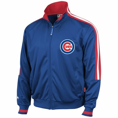 Chicago Cubs Track Jacket