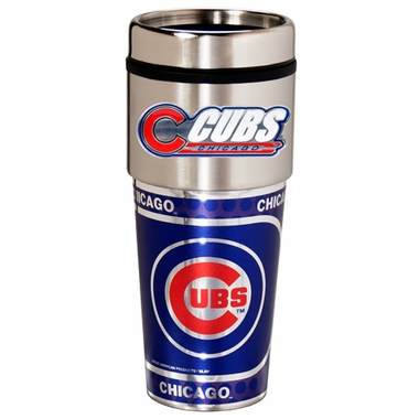 Chicago Cubs Travel Tumbler with Hi-Def Graphics