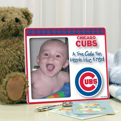 Chicago Cubs True Fan Picture Frame
