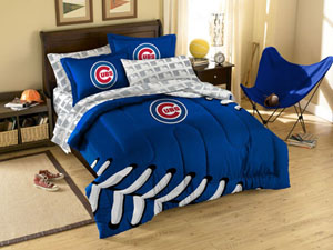Chicago Cubs Twin Bed in a Bag