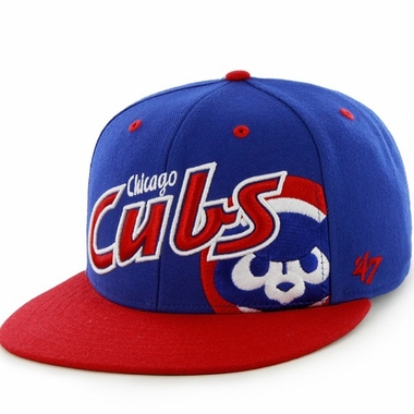 Chicago Cubs Underglow MVP Snap Back Hat