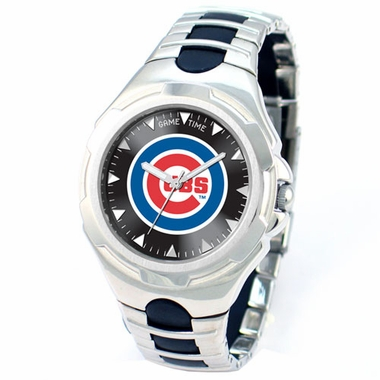 Chicago Cubs Victory Mens Watch