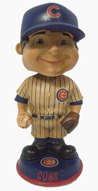 Chicago Cubs Vintage Retro Bobble Head